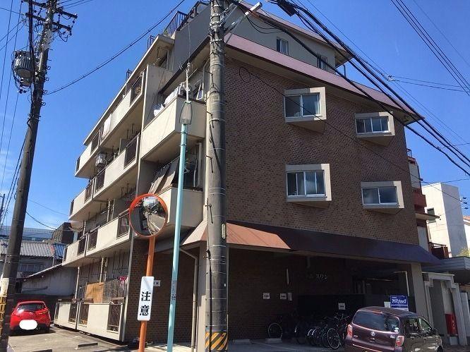 地下鉄名城線 大曽根駅 徒歩6分です! 表紙