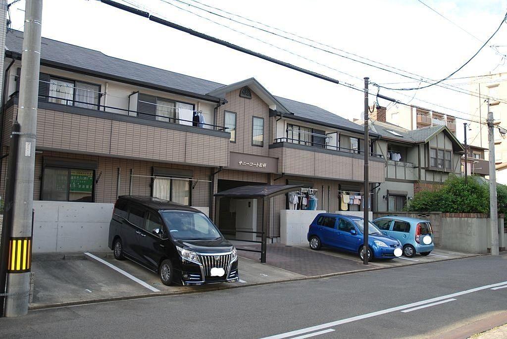 【地下鉄東山線今池駅から徒歩15分!即日入居可能です! サニーコート松軒】