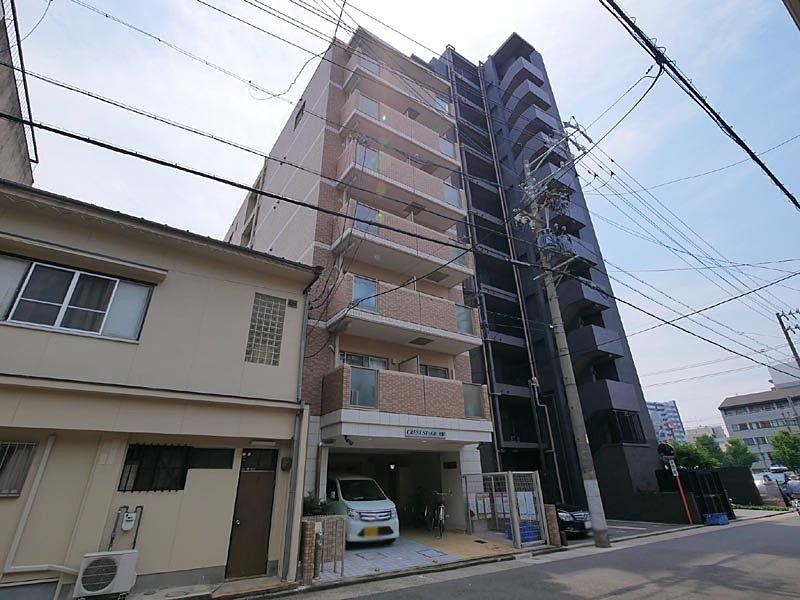 桜通線「中村区役所」駅徒歩3分!名古屋駅まで徒歩8分!立地抜群です♪