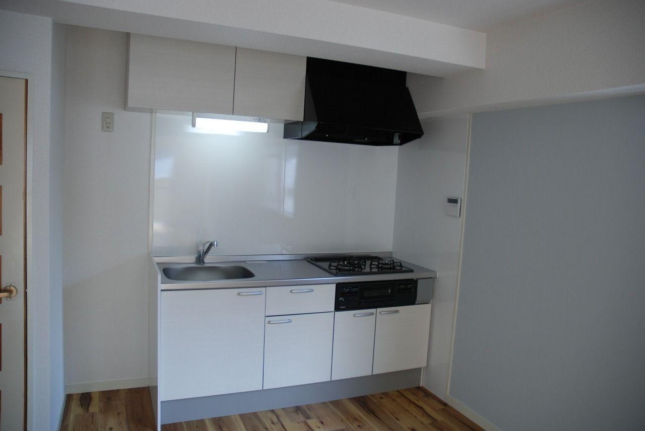 清潔感のある綺麗なキッチンです♪