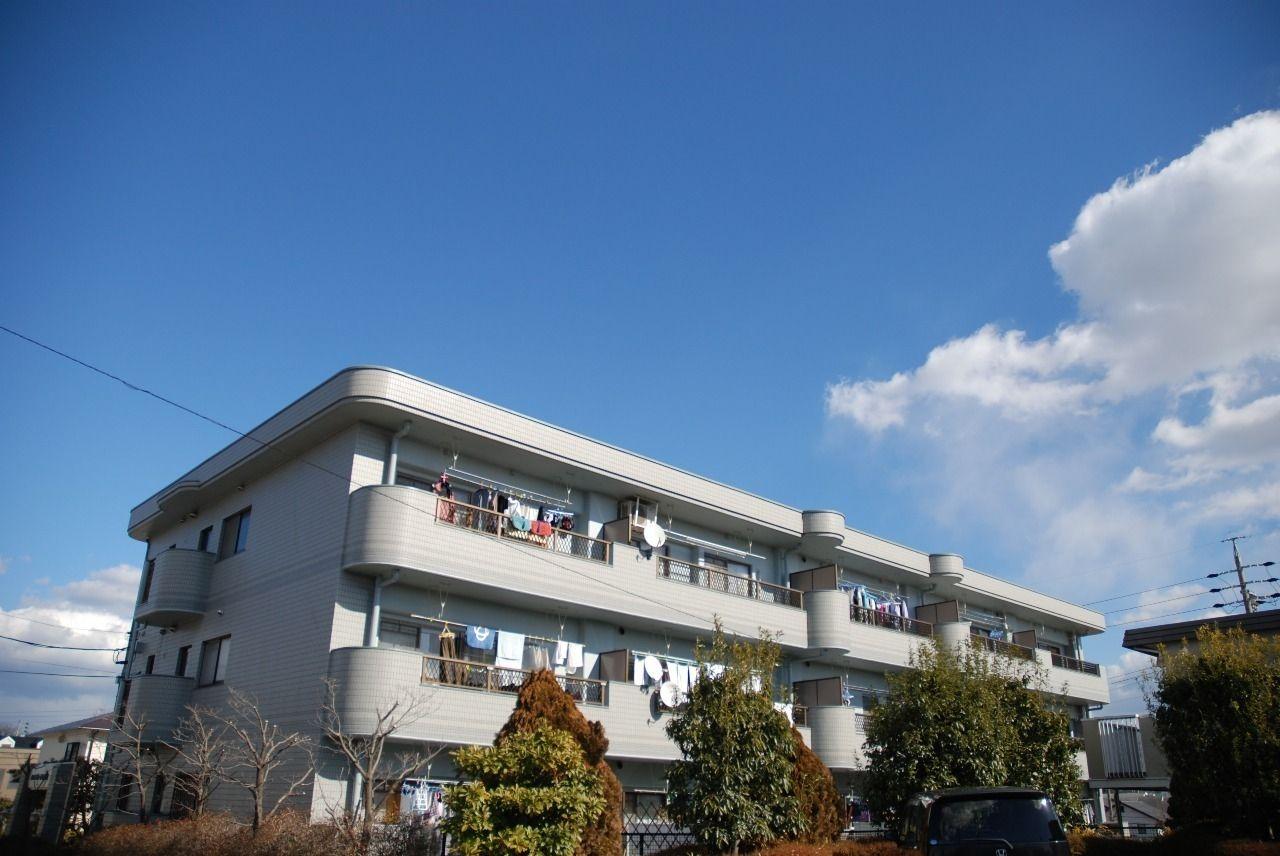 【ウィンディーヒル大針】名東区の角部屋物件!駐車場空きあり!
