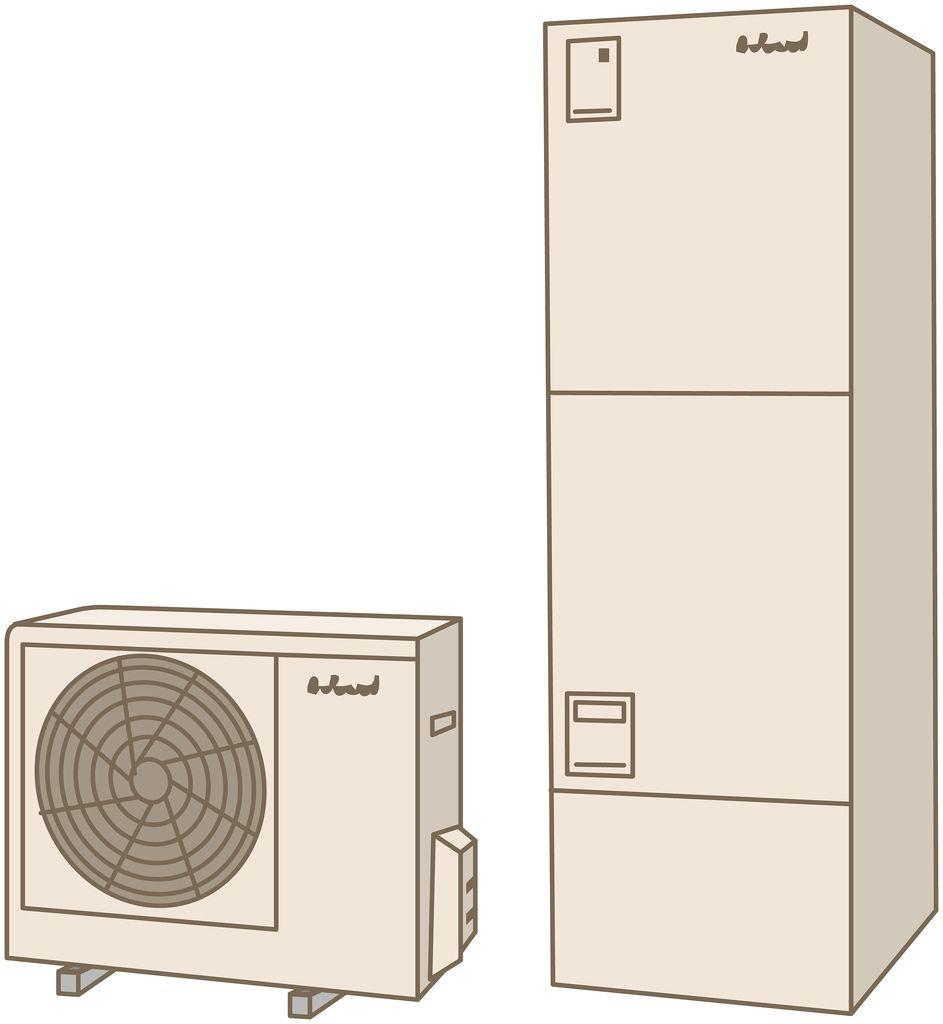 給湯器も物件の人気を左右する!その①エコキュートについての知識を深めましょう