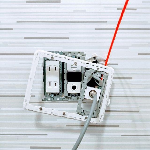 ネット完備物件にしたいけど、外壁に穴は開けたくない...それって可能?
